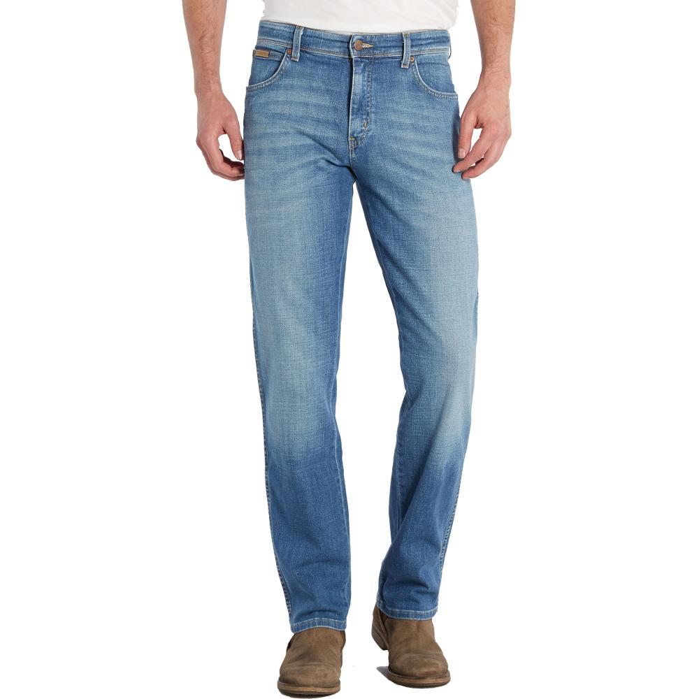 WRANGLER Farmernadrág Texas Worn Broke