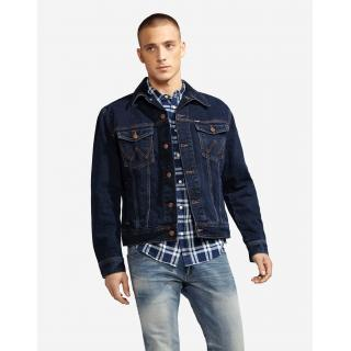 WRANGLER FARMERDZSEKI BLUE BLACK W410