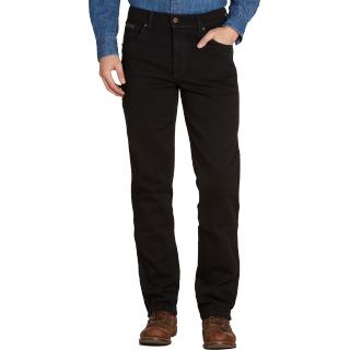 WRANGLER Farmernadrág Texas Black