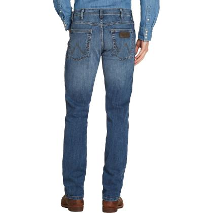 WRANGLER Farmernadrág Arizona Canyon Blue