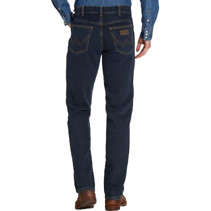 WRANGLER Farmernadrág  Texas Blue Black