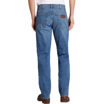 WRANGLER Farmernadrág Arizona Bleach