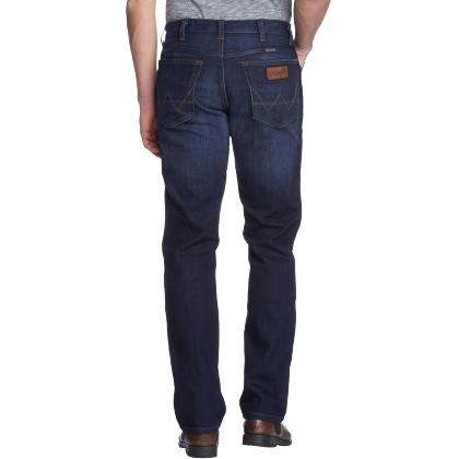 WRANGLER Farmernadrág Texas Tough dark